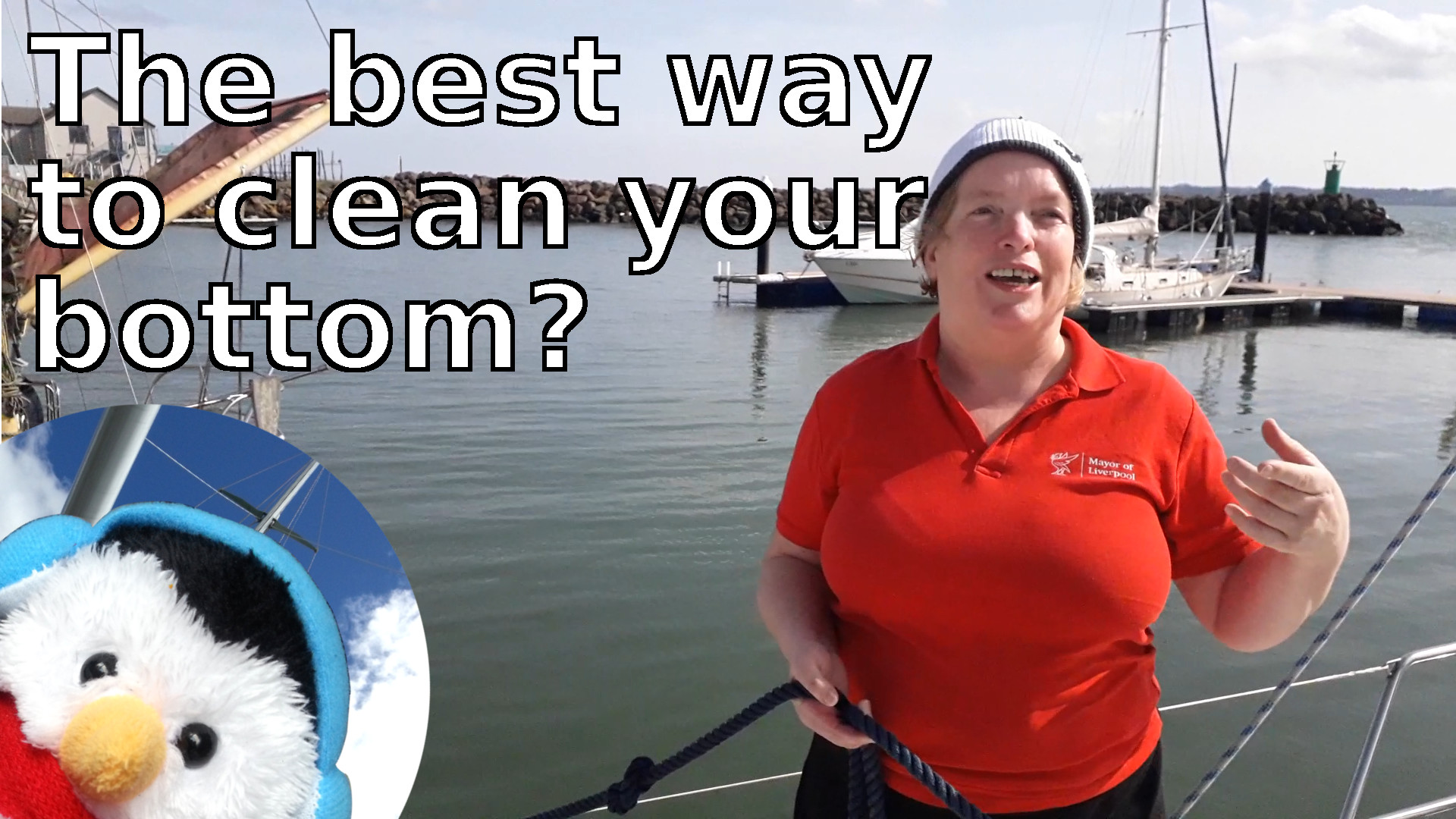 """Watch or """"The best way to clean your bottom"""" video and add comments"""