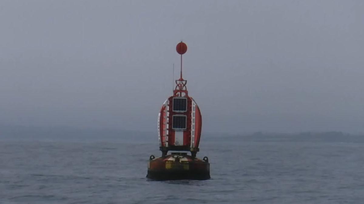 Fairway buoy