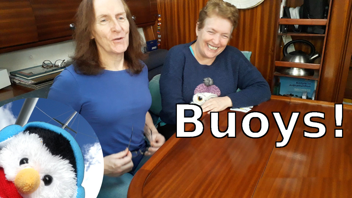 "Watch our ""Buoys"" video and add comments etc."