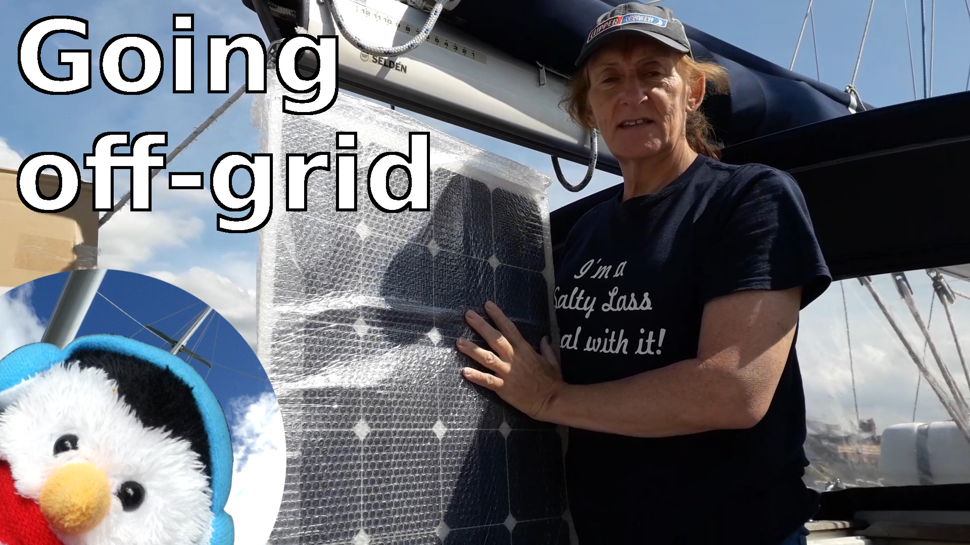 Watch our 'Going off grid' video and add comments etc.