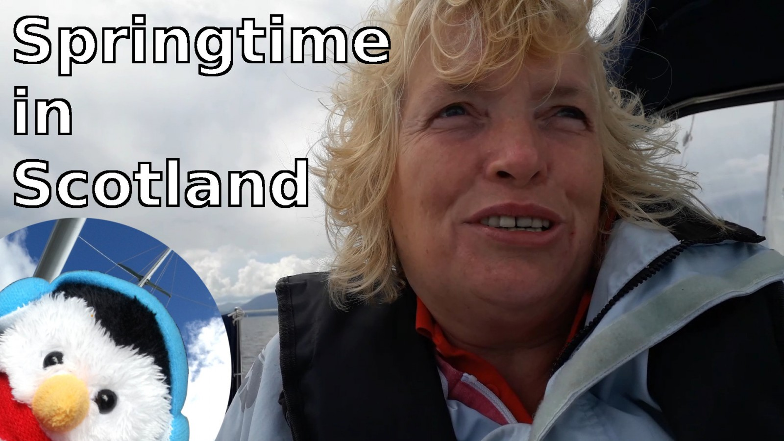 Watch our 'Springtime in Scotland' video and add comments etc