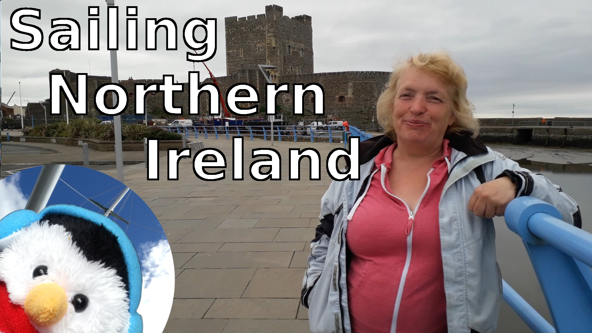 Watch our 'Sailing Northern Ireland' video and add comments etc.