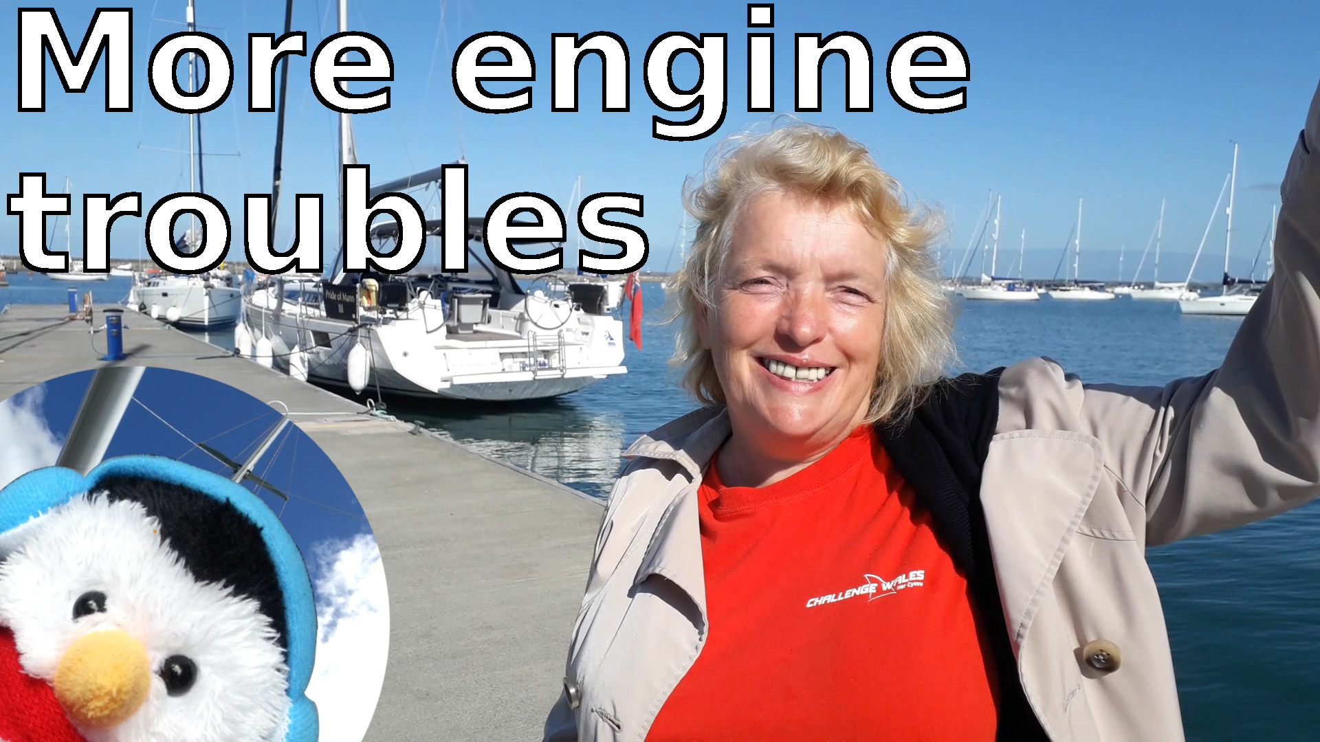 Watch our 'Engine Trouble revisited' video and add comments etc.