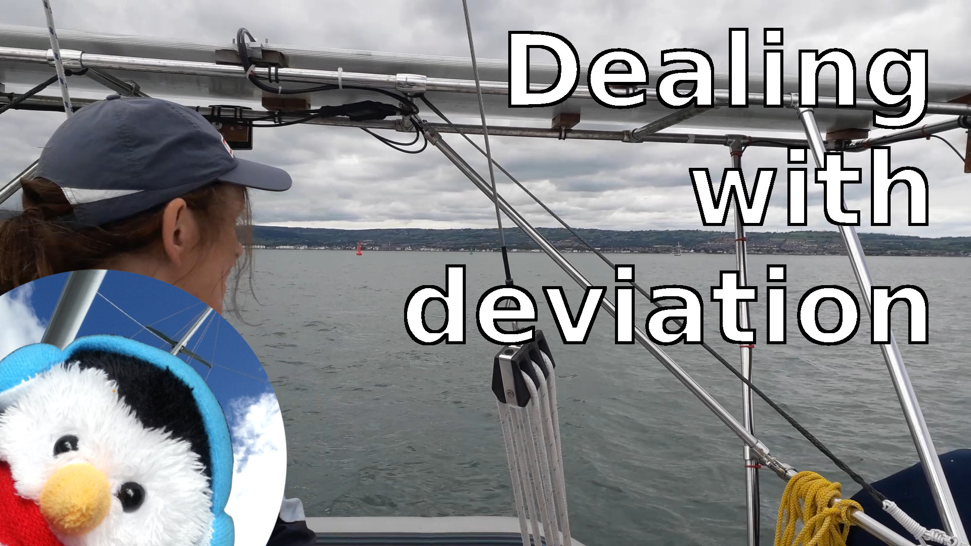 "Watch our ""Dealing with deviation"" and add comments etc."