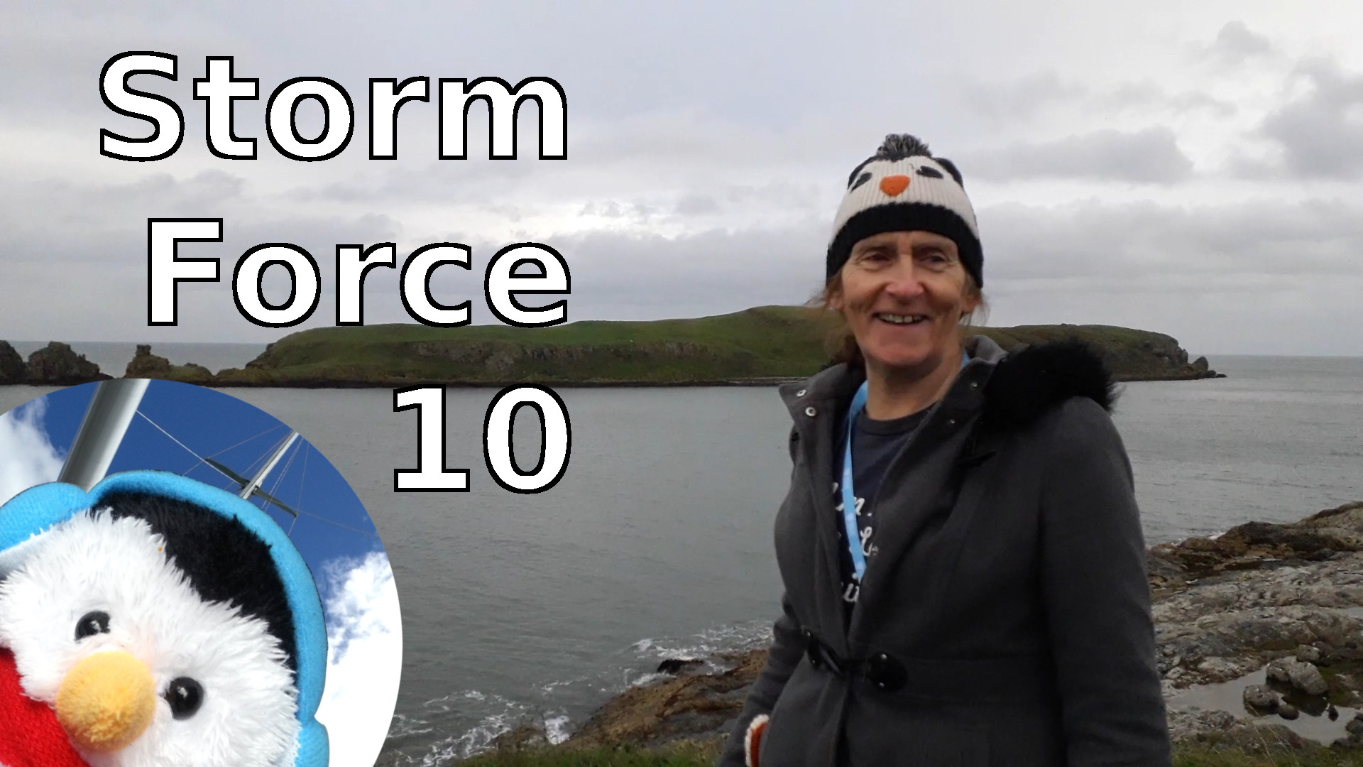 "Watch our ""Storm force 10"" video and add comments etc"