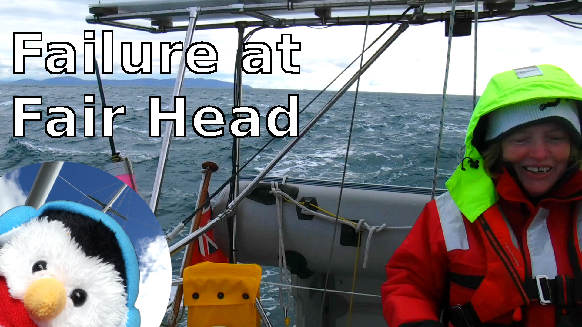 """Watch our """"Failure at Fairhead"""" video and add comments etc."""