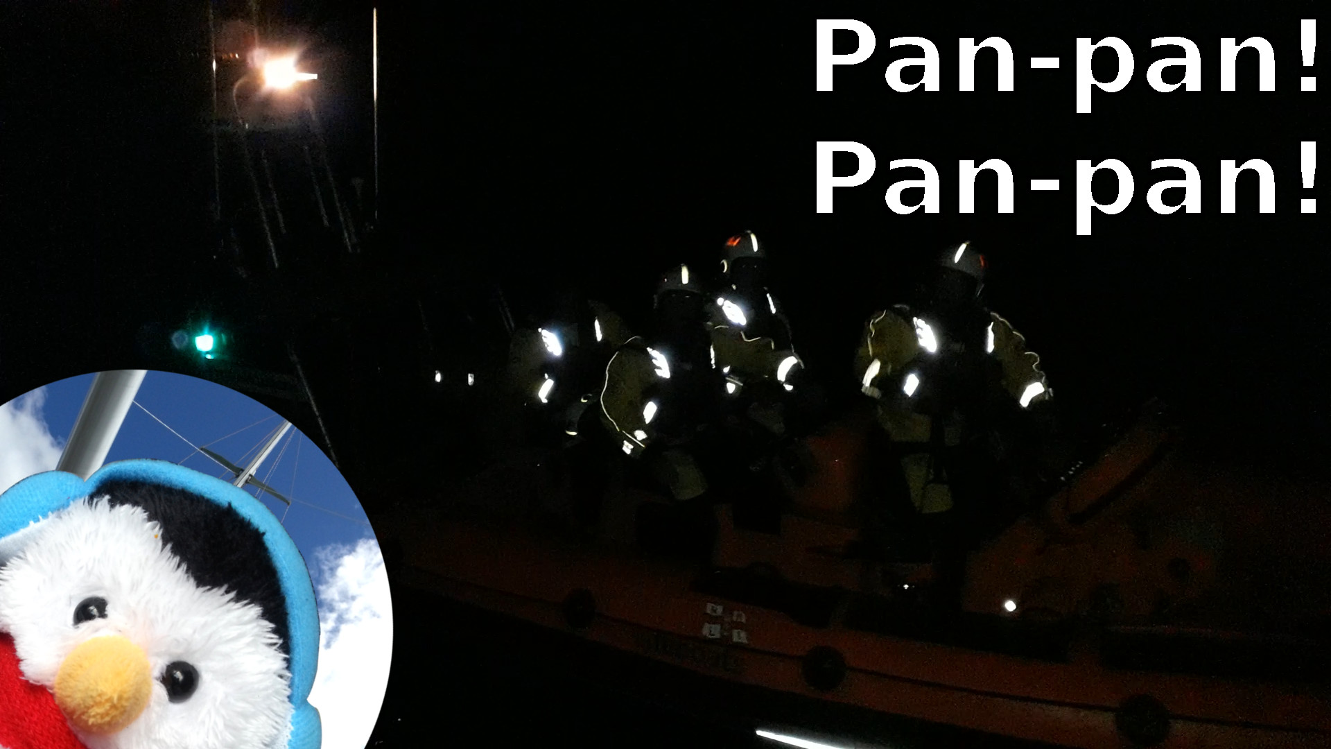 Watch our 'Pan Pan' video and add comments etc.