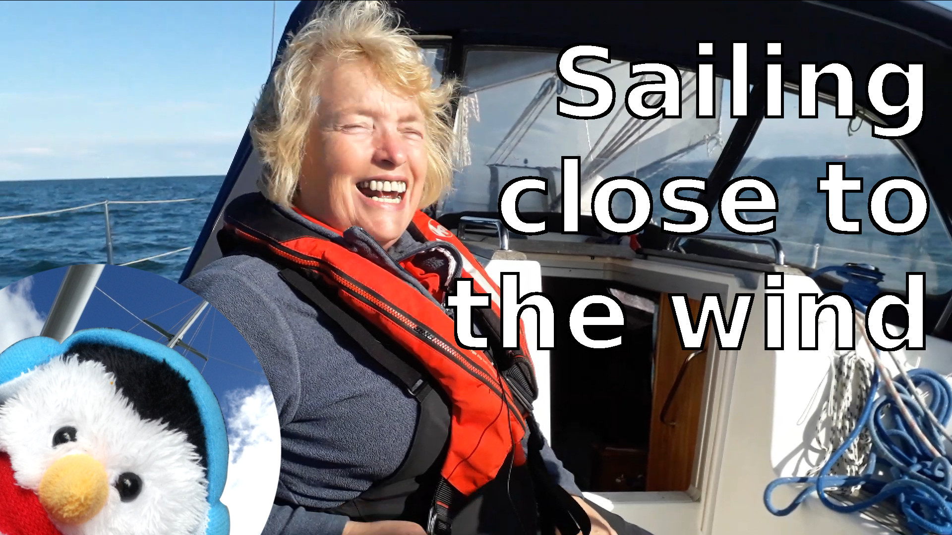 "Watch our ""Close hauled Sailing"" video and add comments etc."
