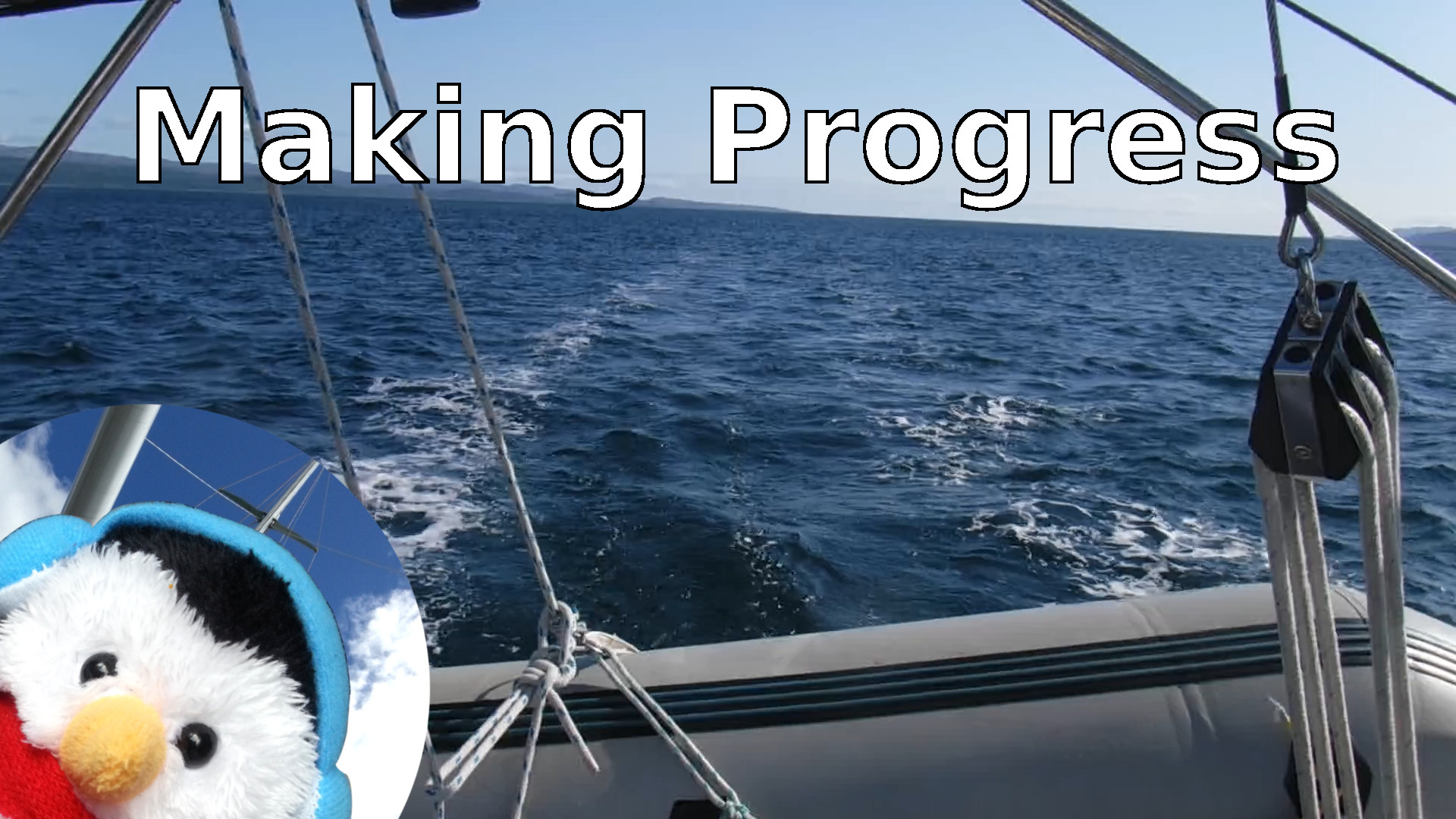 """Watch our """"Making Progress"""" video and add comments etc."""