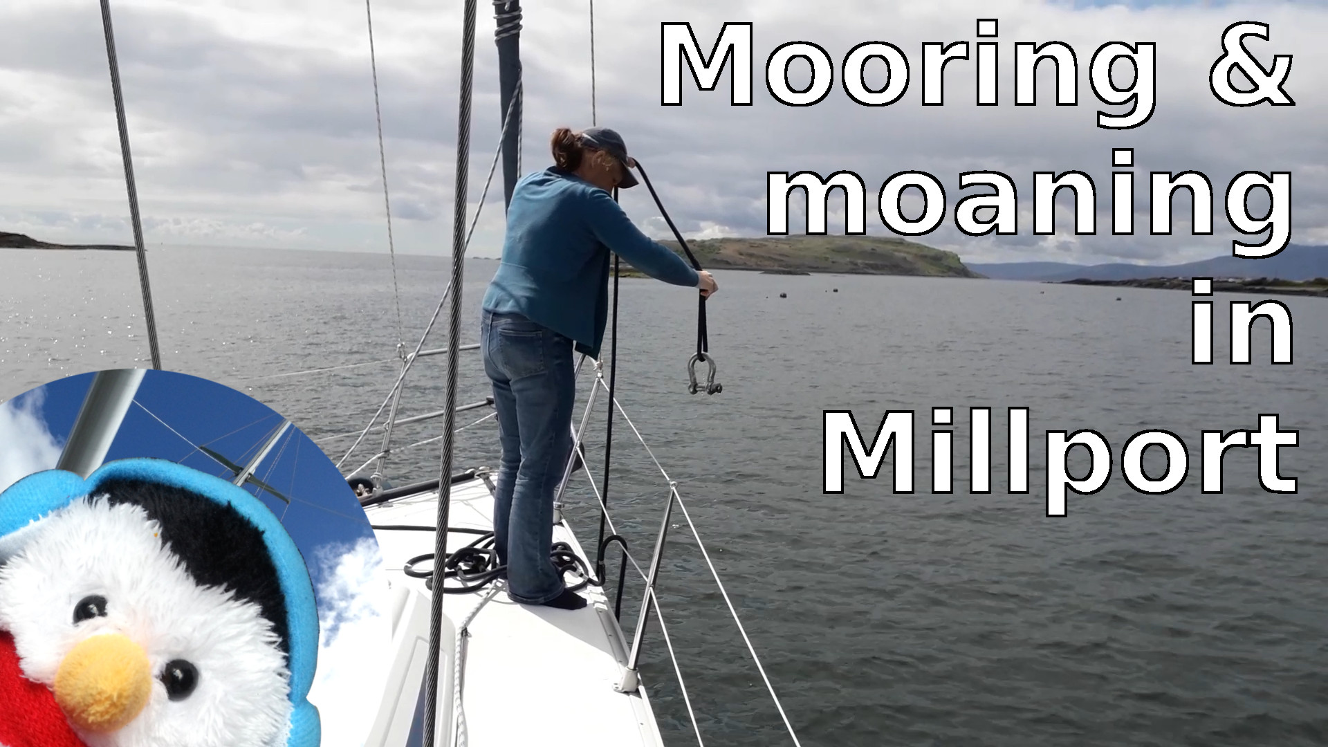 """Watch oor """"Mooring and Moaning in Millport"""" video and add comments"""