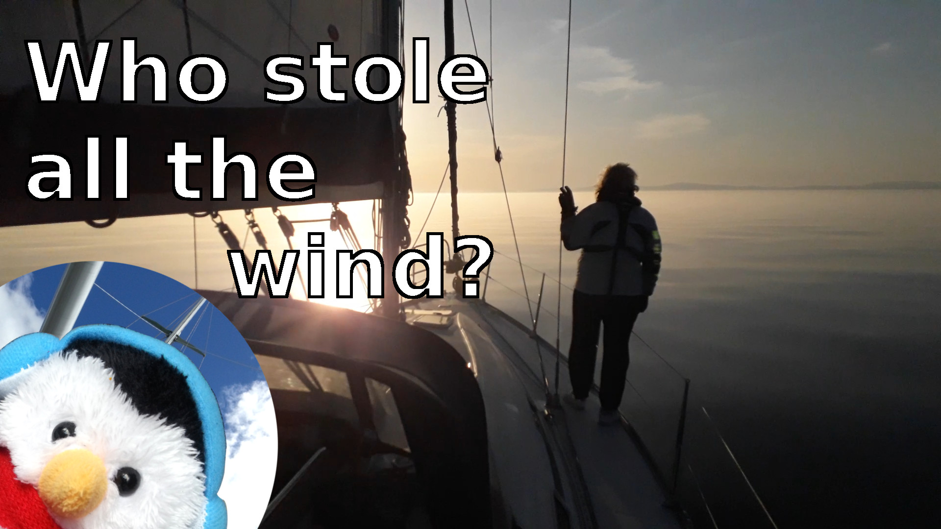 """Watch our """"Who stole all the wind"""" video and add comments etc."""