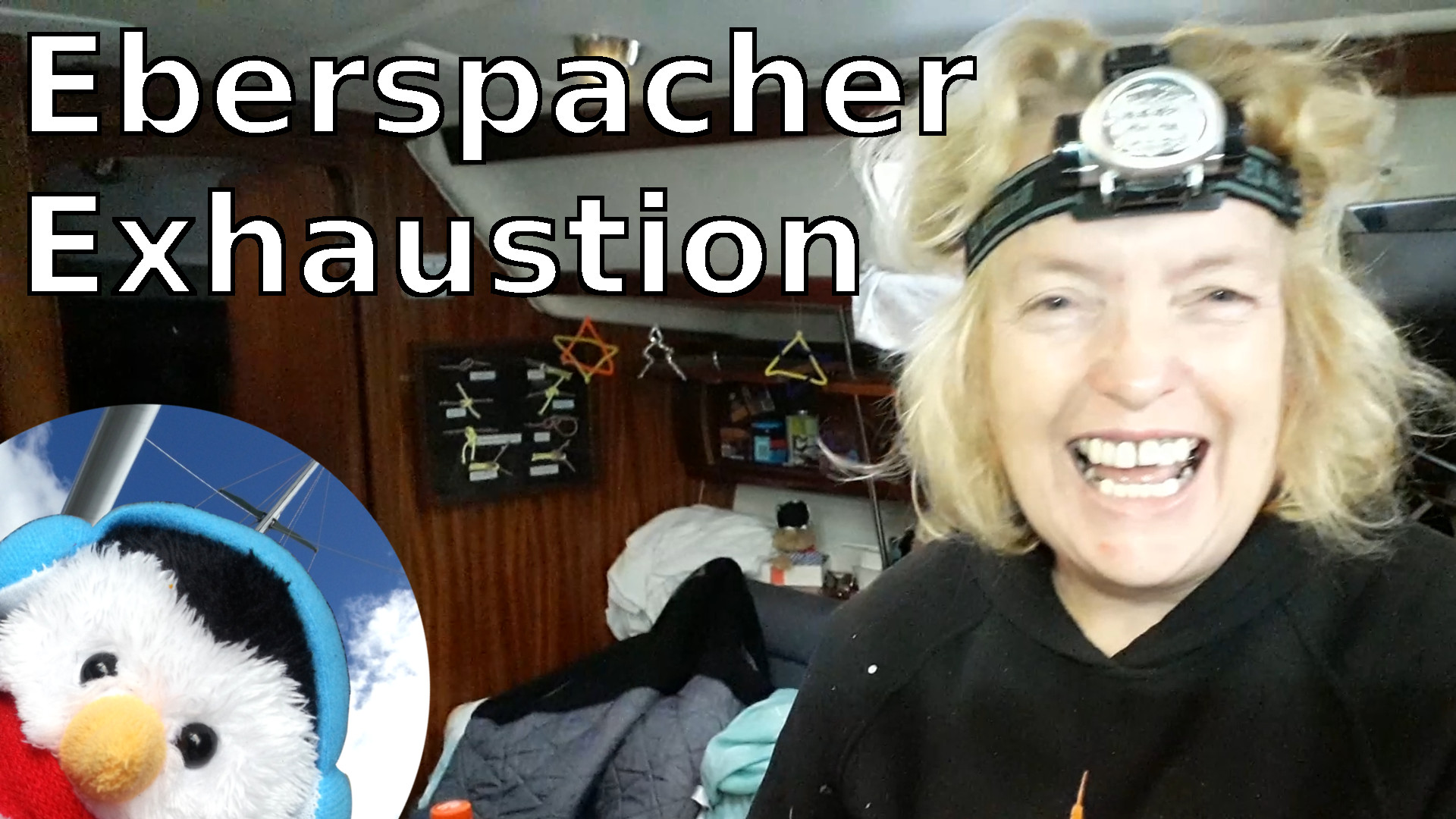 Watch our 'Eberspacher Exhaustion' and add comments etc
