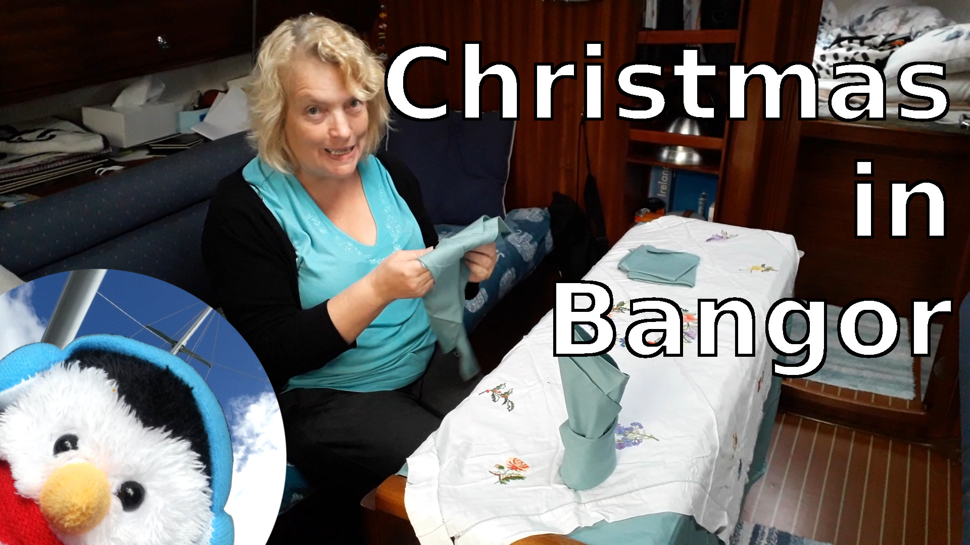 Watch our 'Christmas in Bangor' video and add comments etc.