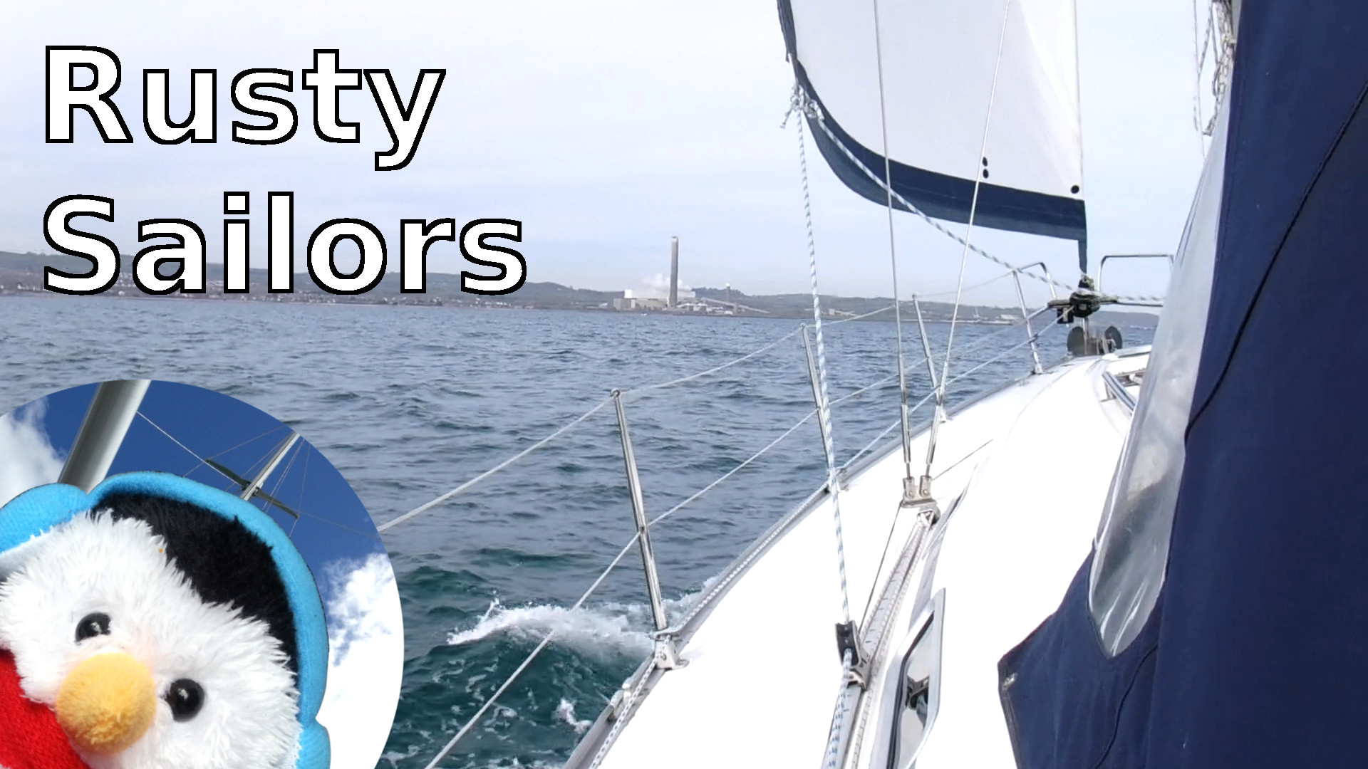 "Watch our ""Rusty Sailors"" video and add comments"