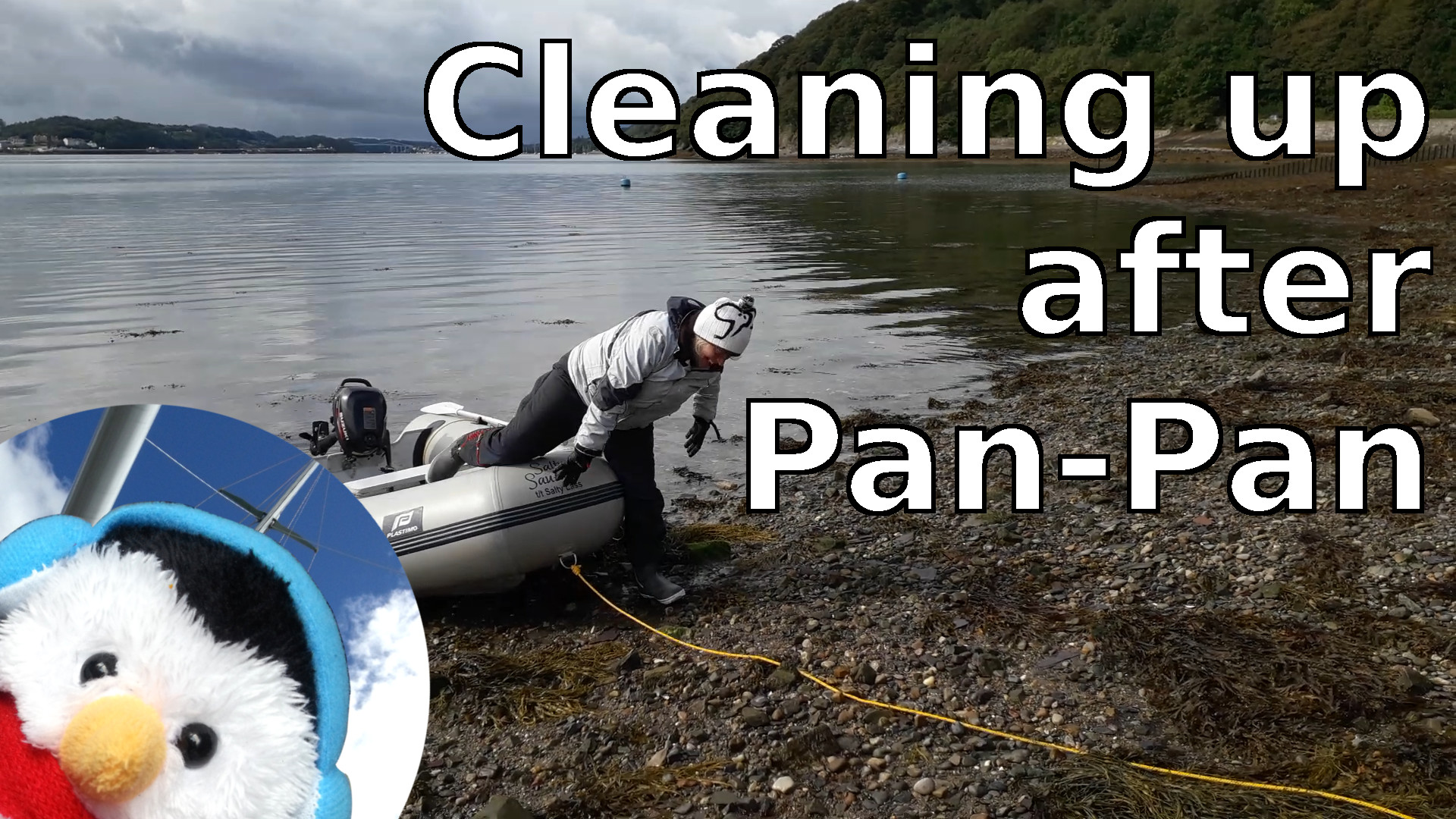 Watch our 'Clearing up after Pan Pan' video and add comments etc.