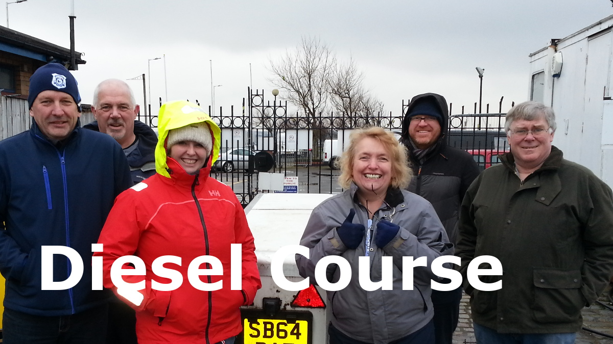 Diesel Course