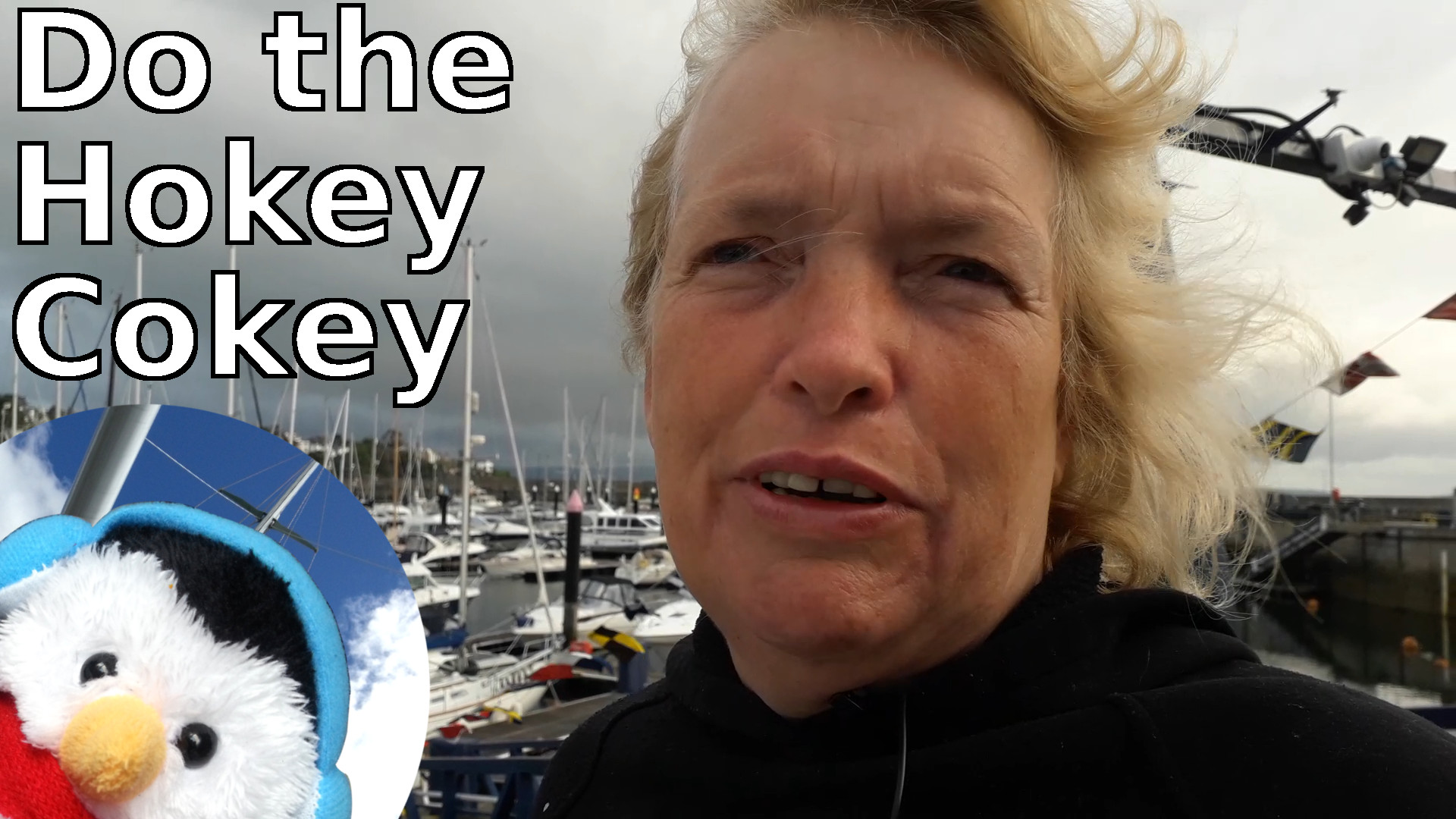 Watch our 'Do the Hokey Cokey' and add comments etc.