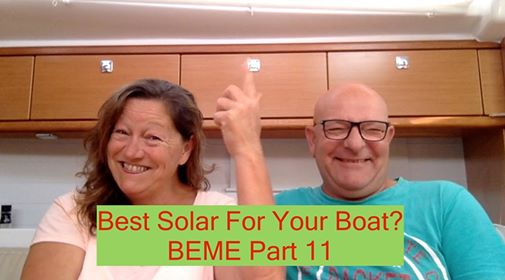 Best Solar for your boat?