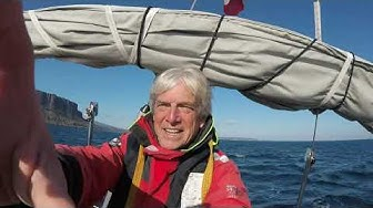 Solo Sail from Scotland to Isle of Man