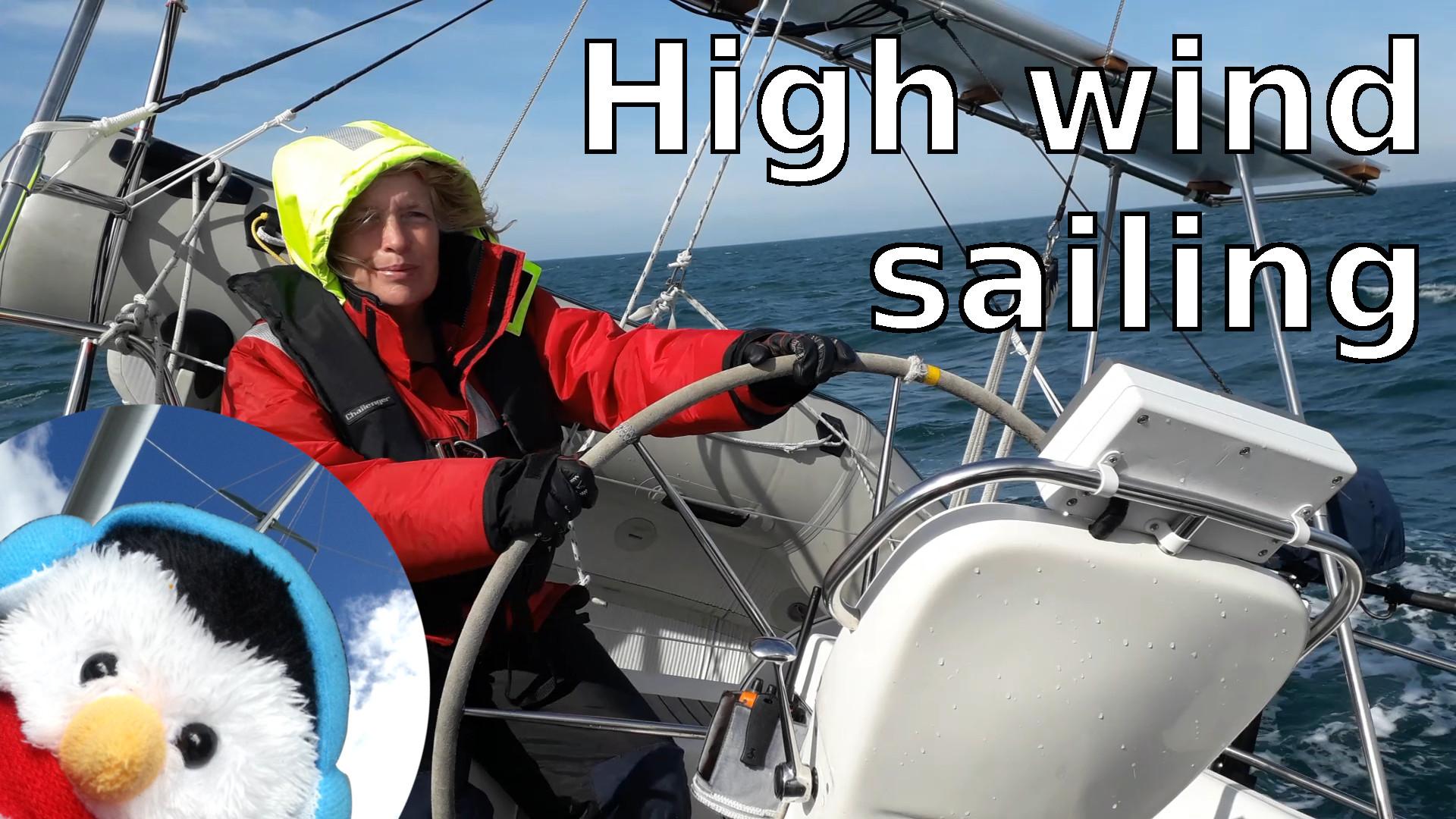Sailing Wales