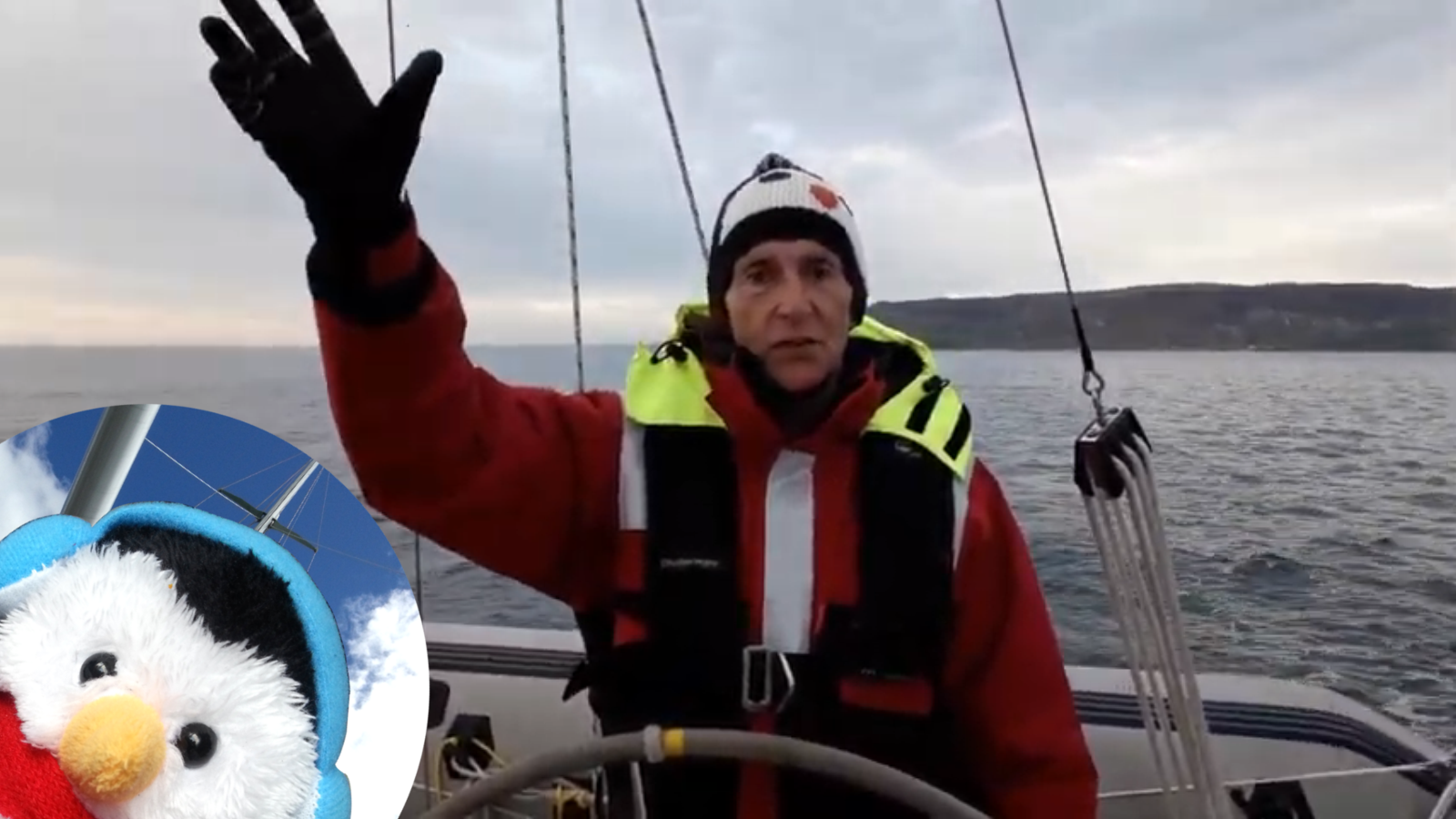 "Watch our ""Sailing from Carrickfergus"" video and add comment etc."