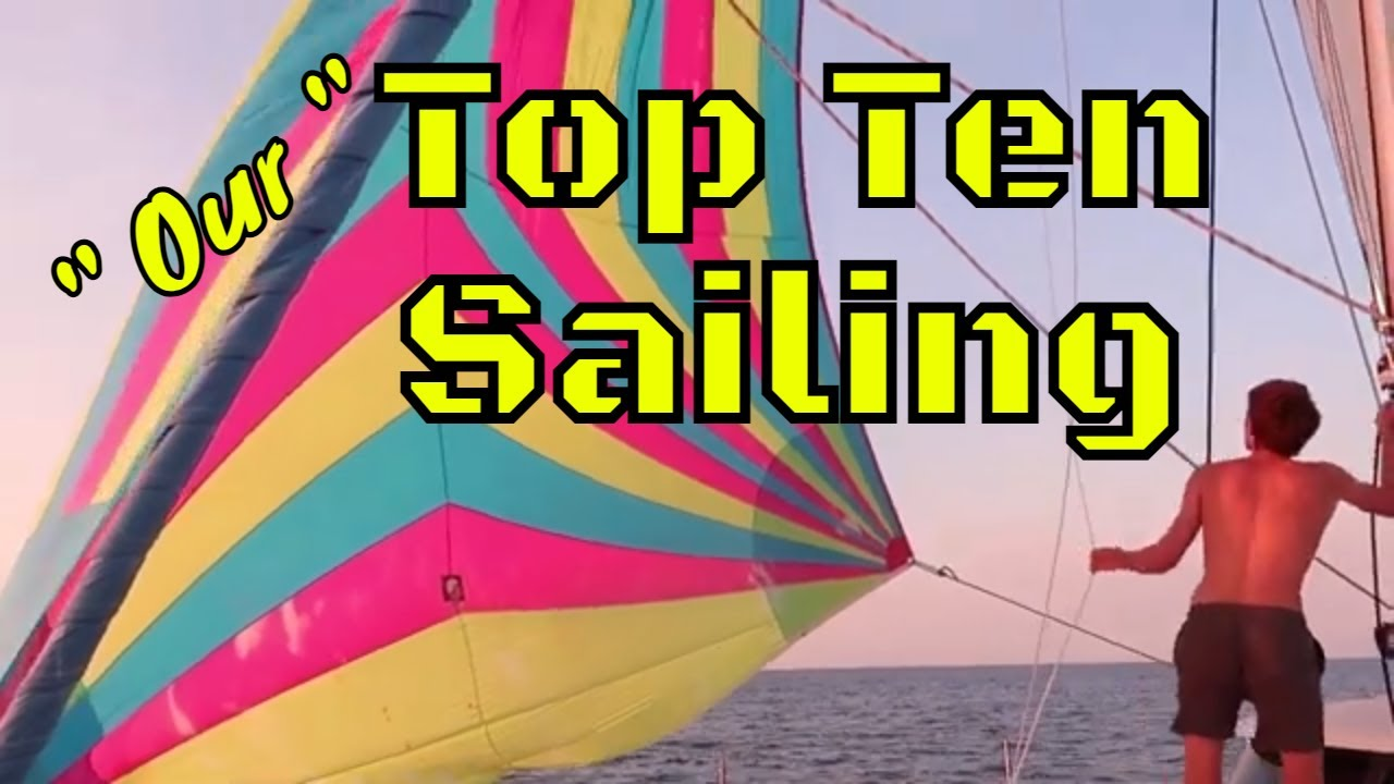 Top Ten sailing videos