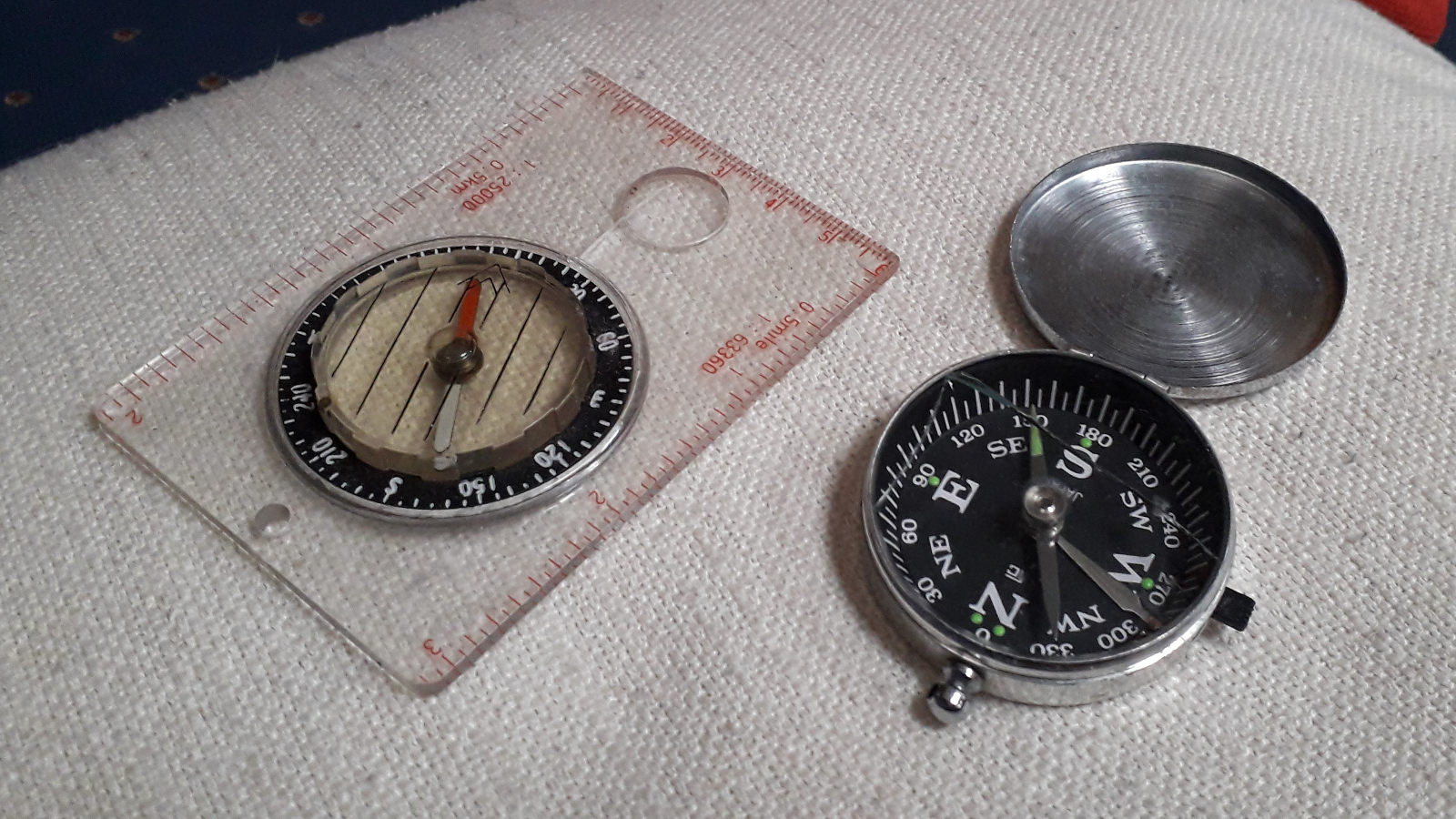 Land Compass