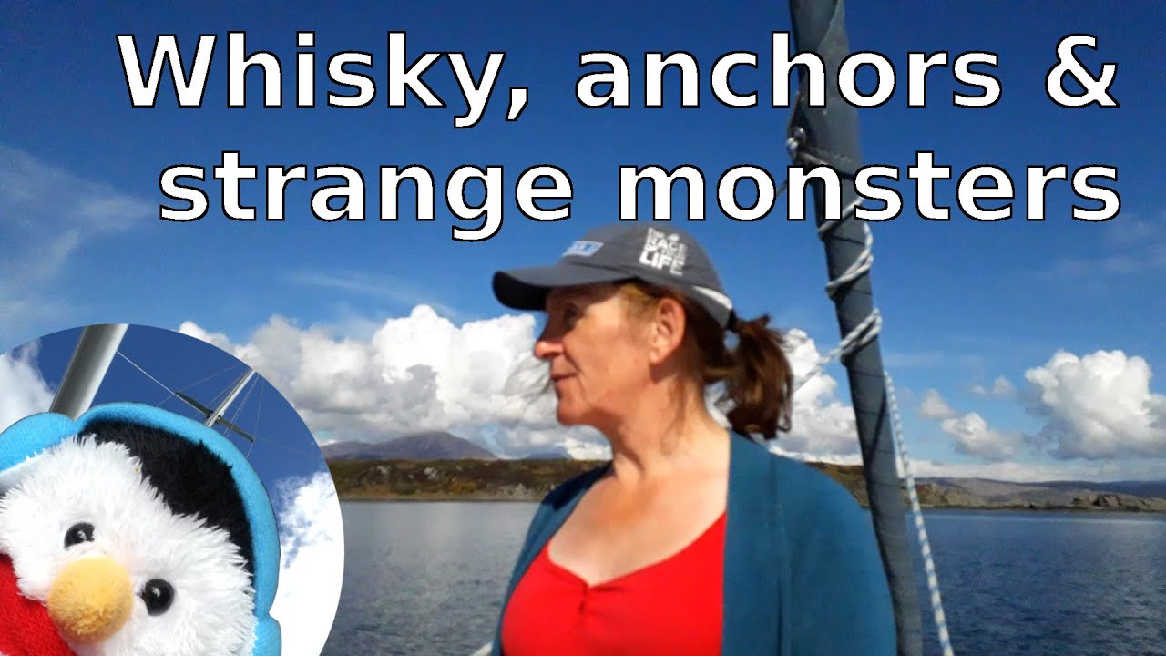 """Watch our """"Whisky, anchors and strange monsters"""" episode and add comments etc"""